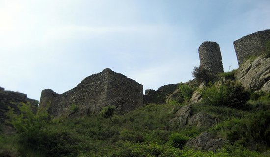 Monastery of Sant Pere de Rodes: Castillo Sant Salvador