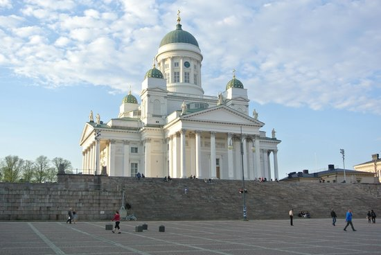 Senaatintori Helsinki