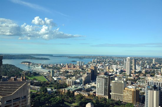 Meriton Suites World Tower: World Tower - View
