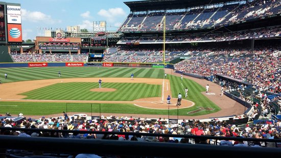 Turner Field: Mother's Day Game