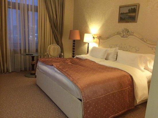 Radisson Royal Hotel Moscow: номер