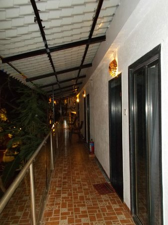 Estrela Do Mar Beach Resort: Balcony