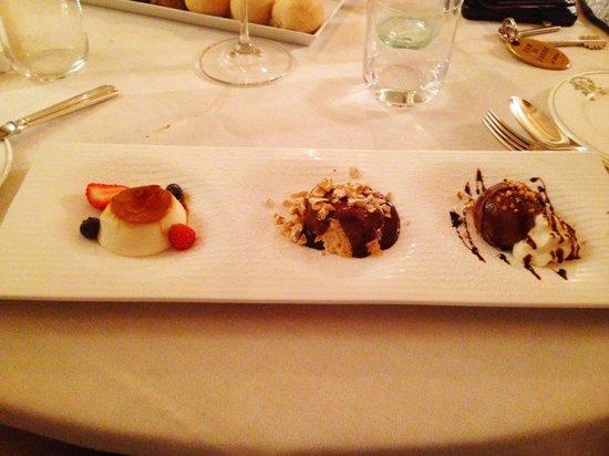 Bovio : I tre dolci tipici piemontesi