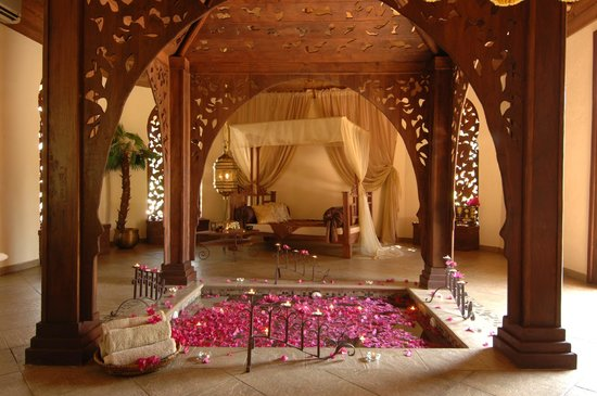 Breezes Beach Club & Spa, Zanzibar: Breezes Spa