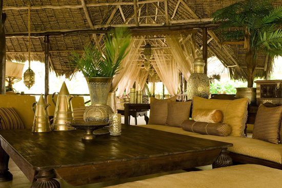 Breezes Beach Club & Spa, Zanzibar: Lounge