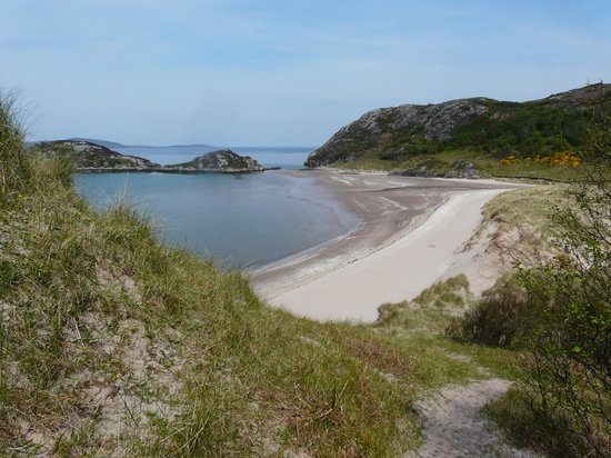 Gruinard Bay: 4th beach