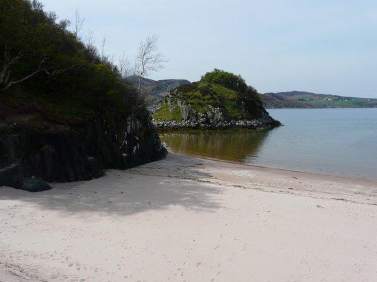 Gruinard Bay: All to ourselves