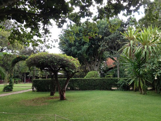 Tamambo Karen Blixen: Peace and quiet