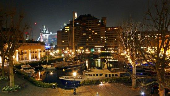 Chamberlain Hotel: St Katherine's Dock on walking distance of The Chamberlain