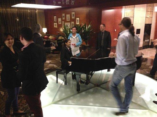 Sheraton Tianjin Binhai Hotel TEDA (Carlo E. Naldi Picture)