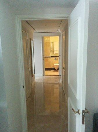 The Langham, London: Marble Hallway