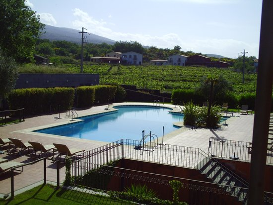 Il Picciolo Etna Golf Resort & Spa : Piscina esterna