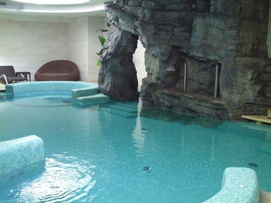 Il Picciolo Etna Golf Resort & Spa : SPA
