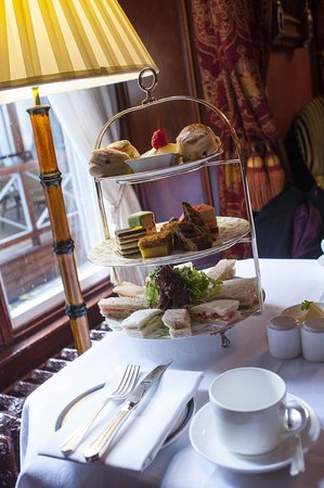 Dromoland Castle: Dromoland Afternoon Tea - For Two