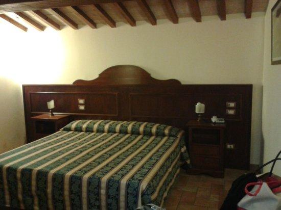 La Rocca Hotel: camera doppia