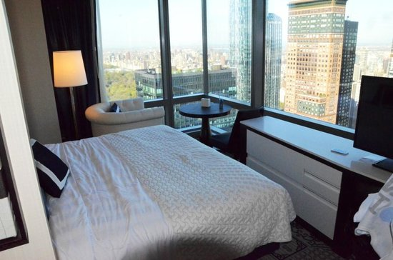 Central park vista room 6502 picture of residence inn for Residence a manhattan new york
