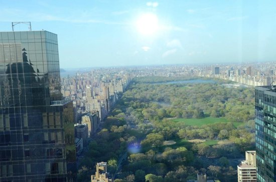Central park view room 6502 picture of residence inn new for Residence a manhattan new york