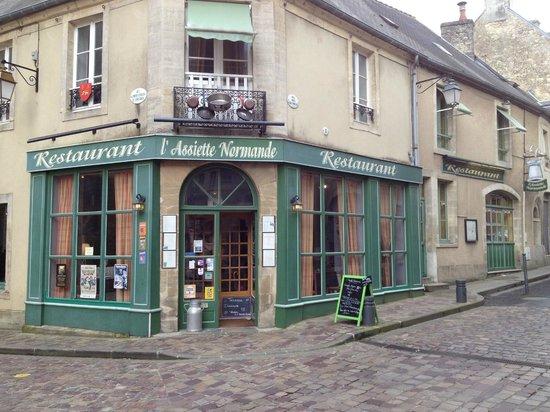 L'Assiette Normande: Il ristorante