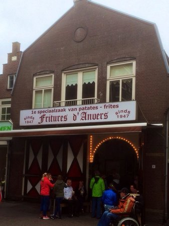 Fritures d'Anvers