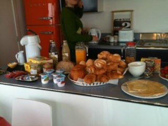 Back2Front B&B: Fantastic Breakfast