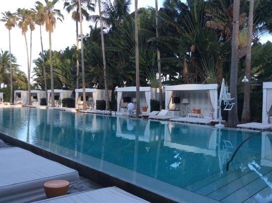Miami Beach Restaurants - Morgans Hotel Group