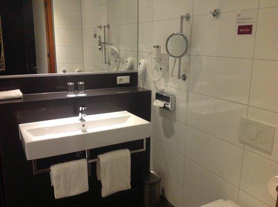 Mercure Hotel Amersfoort Centre: Banyo