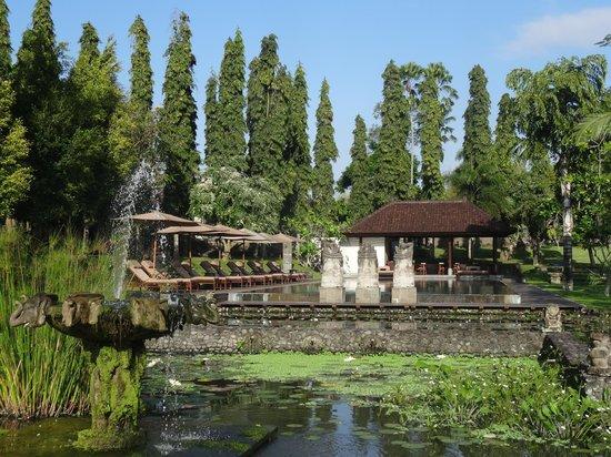 The Chedi Club Tanah Gajah, Ubud, Bali – a GHM hotel : hotel grounds