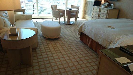 Wynn Las Vegas: chambre