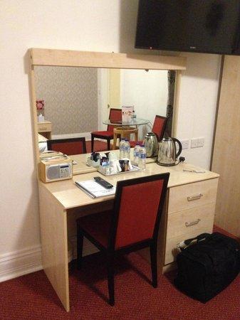 The Station Hotel Desk Beverage