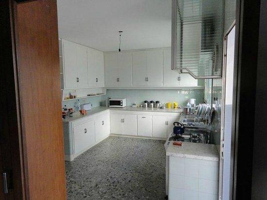 Sur Hostel : nuestra cocina está equipada con todo lo que necesitas!