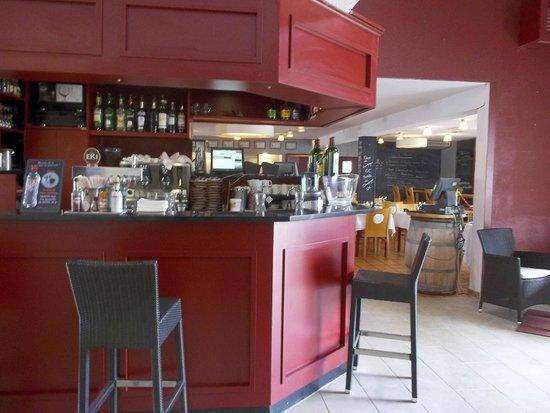 Hôtel Donibane: le bar Hôtel  Donibane
