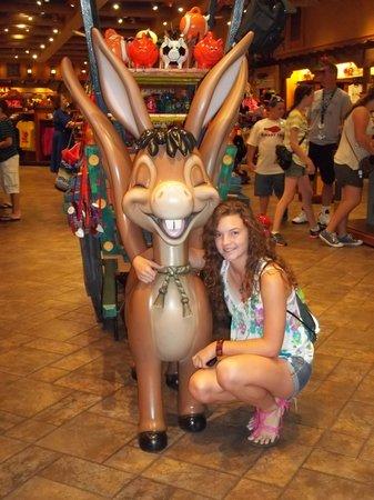 Disney's Coronado Springs Resort: Gift shop