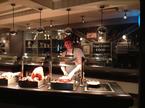 Fiveways: Our Great British Carvery
