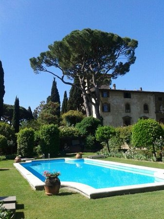 Torre Di Bellosguardo : Peace and Tranquility