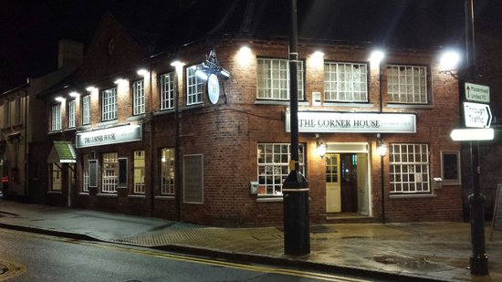 The Corner House Bar Maidenhead
