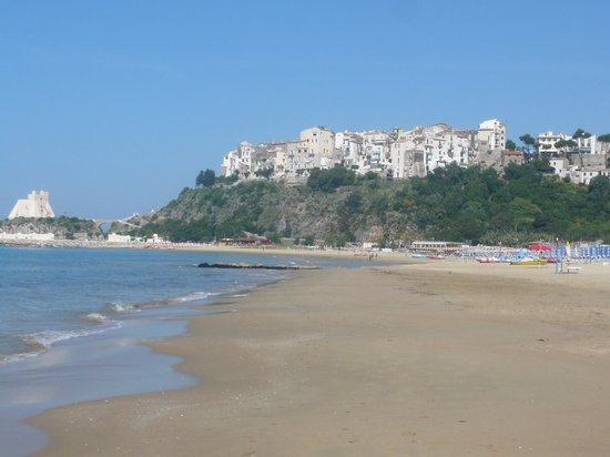 Ganimede Hotel : Old Town of Sperlonga
