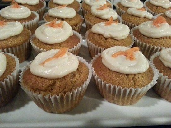 Crow Hill Cafe: Carrot Cupcakes