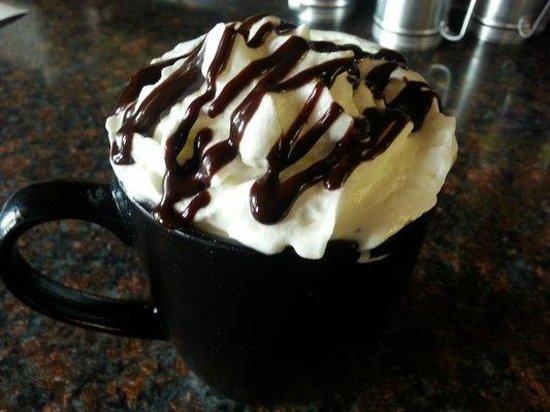 Crow Hill Cafe: Mocha