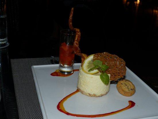 Bintan Lagoon Resort : Nachtisch im Rice