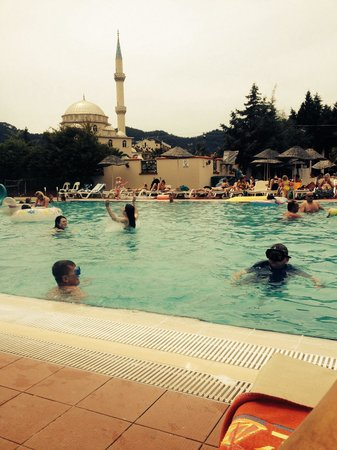 Julian Club Hotel: Main pool