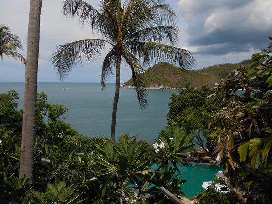 Panviman Resort - Koh Pha Ngan : View from our room!