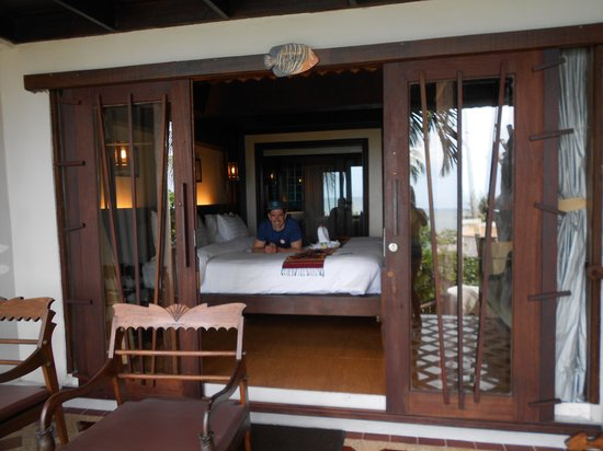 Panviman Resort - Koh Pha Ngan: Our room