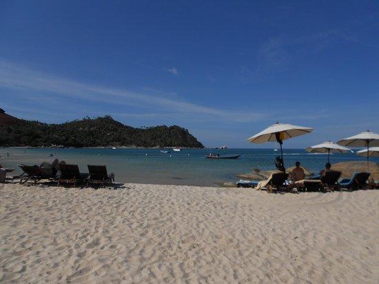 Panviman Resort - Koh Pha Ngan: Closest beach