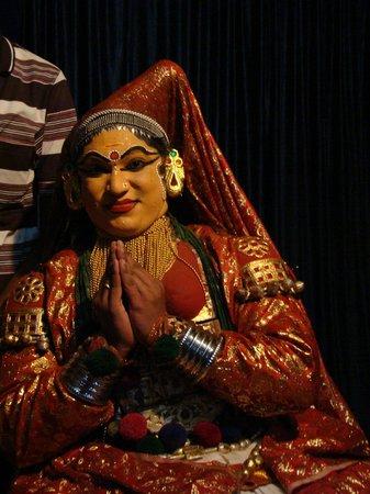 Mudra Cultural Centre: Artist as Narakasura