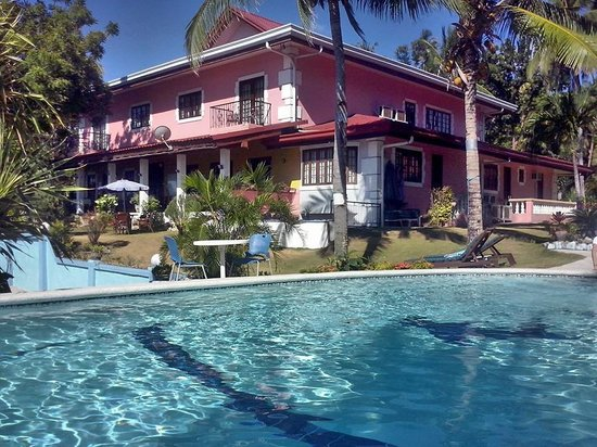 Las Flores: It's more like a home than a resort.