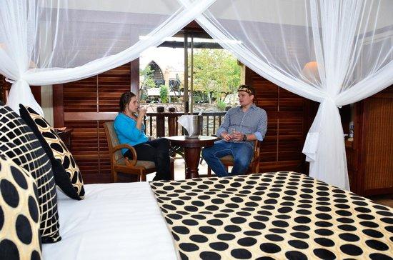 The Kingdom at Victoria Falls: KINGS CLUB ROOM