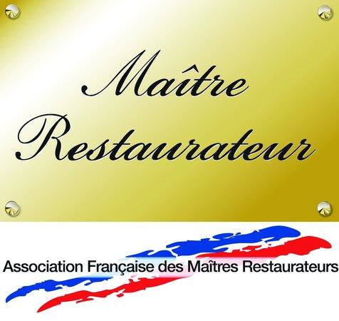 """Amarys Inter Hotel Biarritz: Restaurant """"Maître Restaurateur"""""""