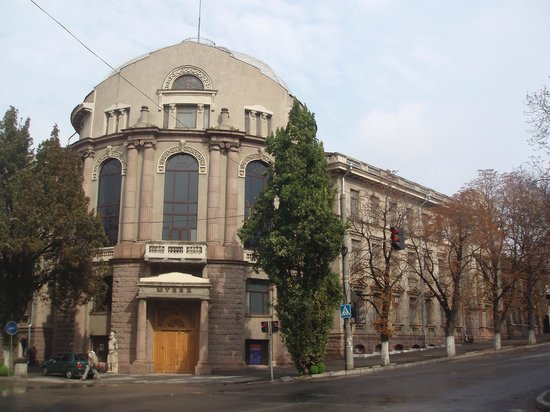 Zaporizhzhya Regional Lore Museum