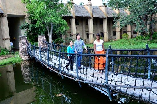 The Kingdom at Victoria Falls: THE KINGS CLUB Personal hostess walks guests