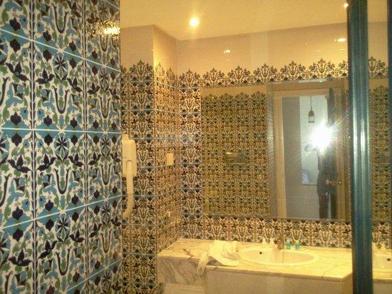 Joya Paradise : la salle de bain